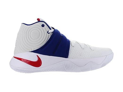 Nike Kyrie 2 USA White/University Red-Deep Royal Blue