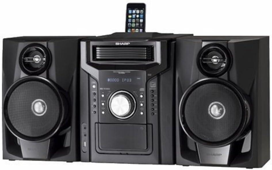 Sharp CDDH950P Mini System