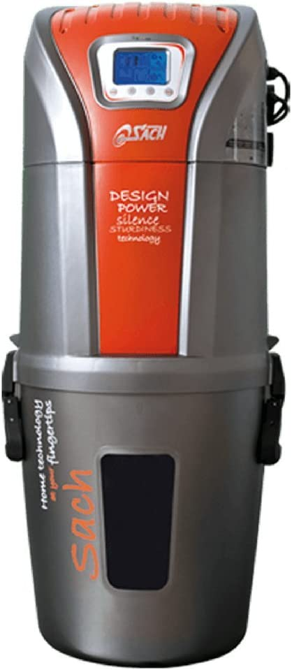 SACH VAC Digital 1.6 - Aspiradora central - adecuado para salón o ...