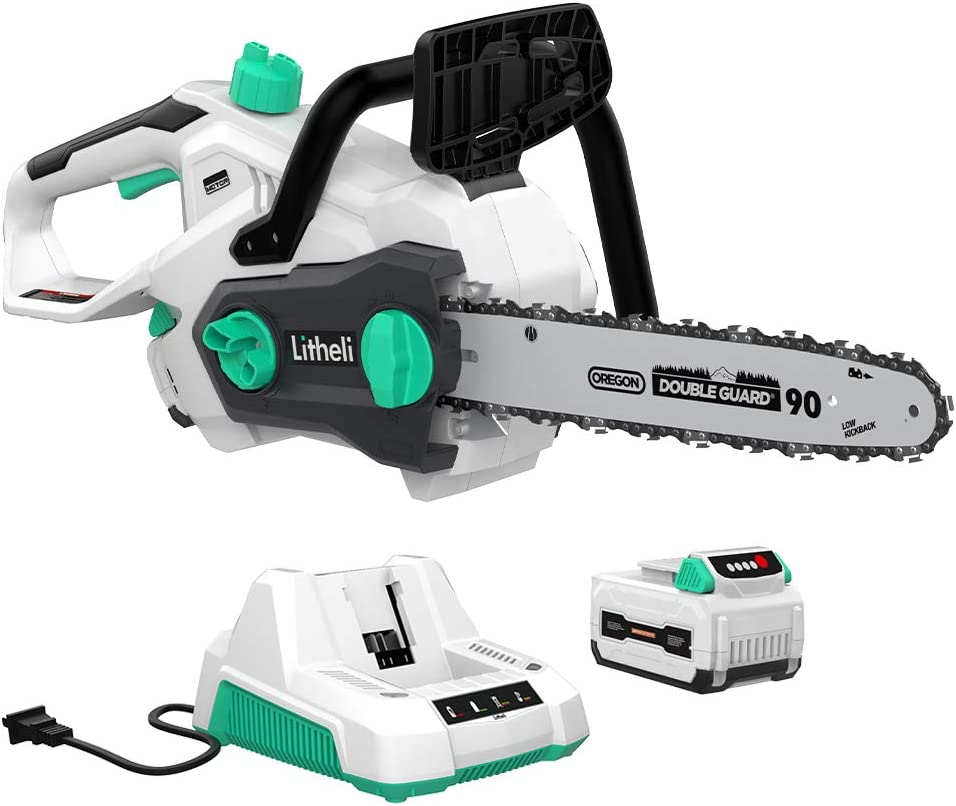 LiTHELi 40V 14 inches Power Chain Saws