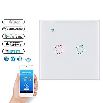 Wifi Smart Lichtschalter Beyond Wireless Wandschalter Kompatibel