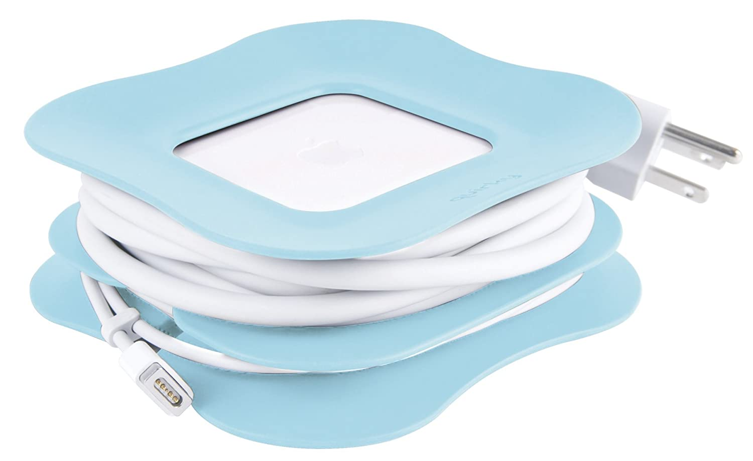 Amazon.com: Quirky PowerCurl 45w Clip-On Cord Wrap for Apple MagSafe ...