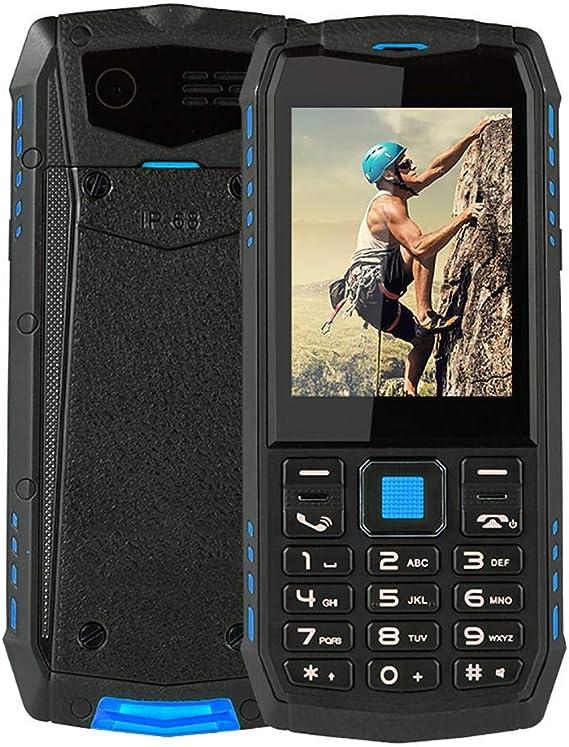 Pomya Teléfono Inteligente Desbloqueado, 2.8 Pulgadas 2700mAh ...