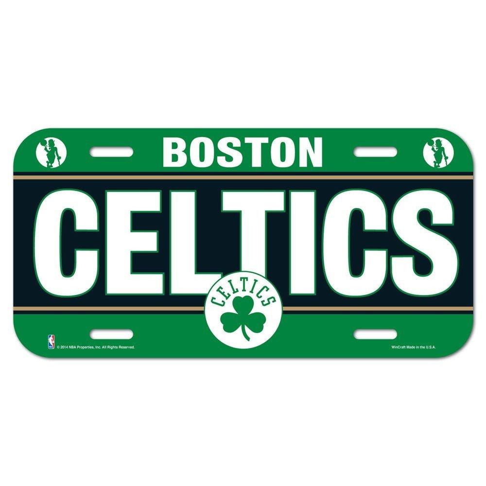Offizielles NBA Boston Celtics Schild, Tafel in 15x30 cm WinCraft 84163314