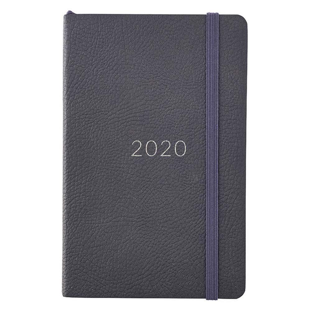 Agenda tascabile 2020 Busy B settimanale con note e tasche