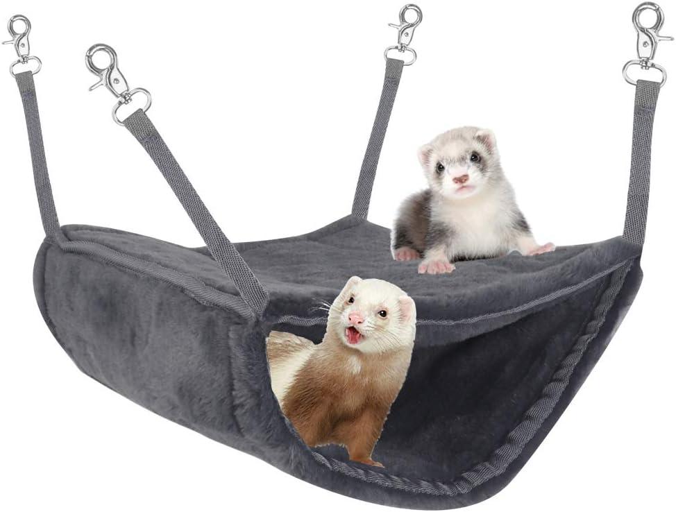 Hanging Hammock | Cage Accessories Hammocks Small Pet Hammock Double Hammock Double Rat Hammock Double Ferret Hammock