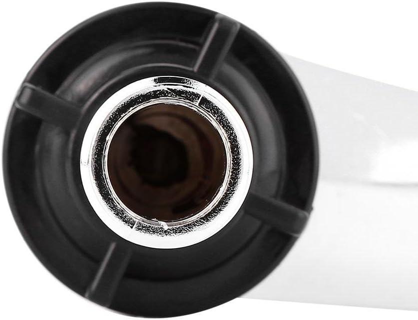 galvanizado G1//2 para cuarto de ba/ño Blossom handle tapa de agua fr/ía boquilla de agua fr/ía Grifo de lavabo con mango /único cocina o cuarto de ba/ño