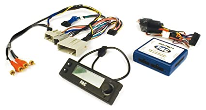 PAC NU-STS Navigation Unlock Interface for 2008-2010 Cadillac STS