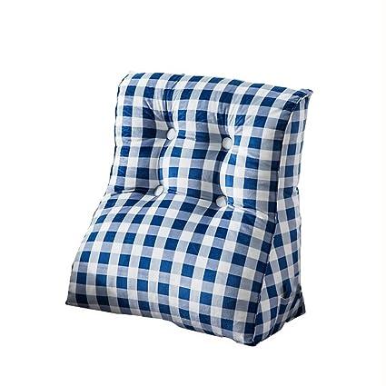 Amazon.com: HTY Cojín triangular, sofá de cama, ventana de ...
