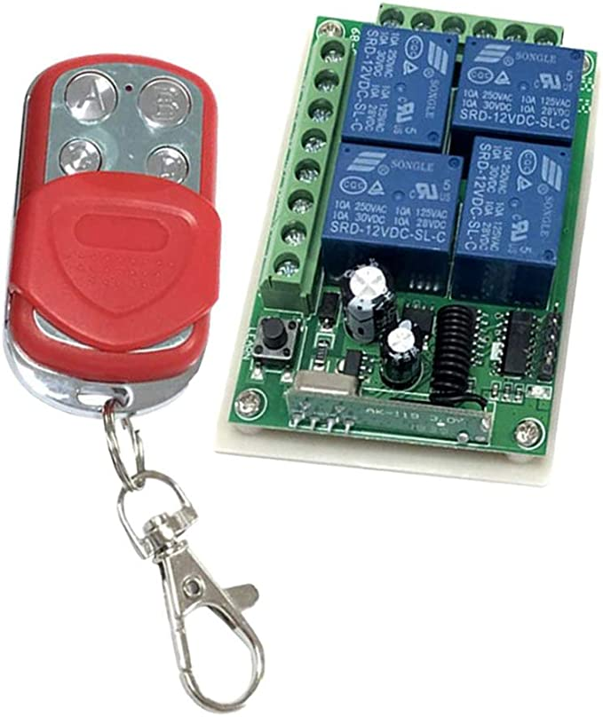 Dc104 Control system