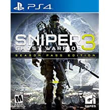 Sniper Ghost Warrior 3 Season Pass Edition Playstation 4
