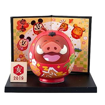 Amazon.co.jp: ディズニー お正月 ニューイヤー 2019 グッズ