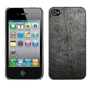 Jordan Colourful Shop - Vintage Retro Stone Imitation For iPhone 4 / 4S Personalizado negro cubierta de la caja de pl????stico