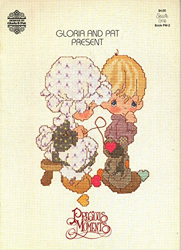 Precious Moments Gloria and Pat Present pm 2 (16 cross stitch patterns)