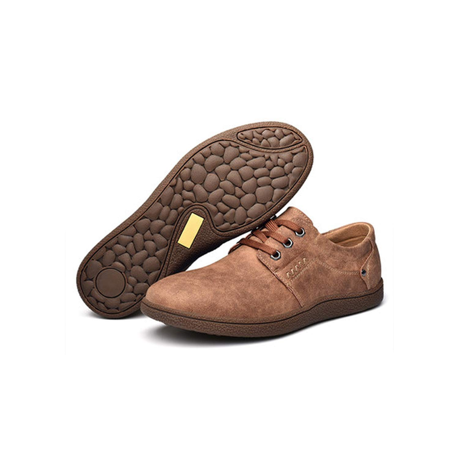 Red Brown Casual Cross-Border Explosion shoes Large Size Men shoes