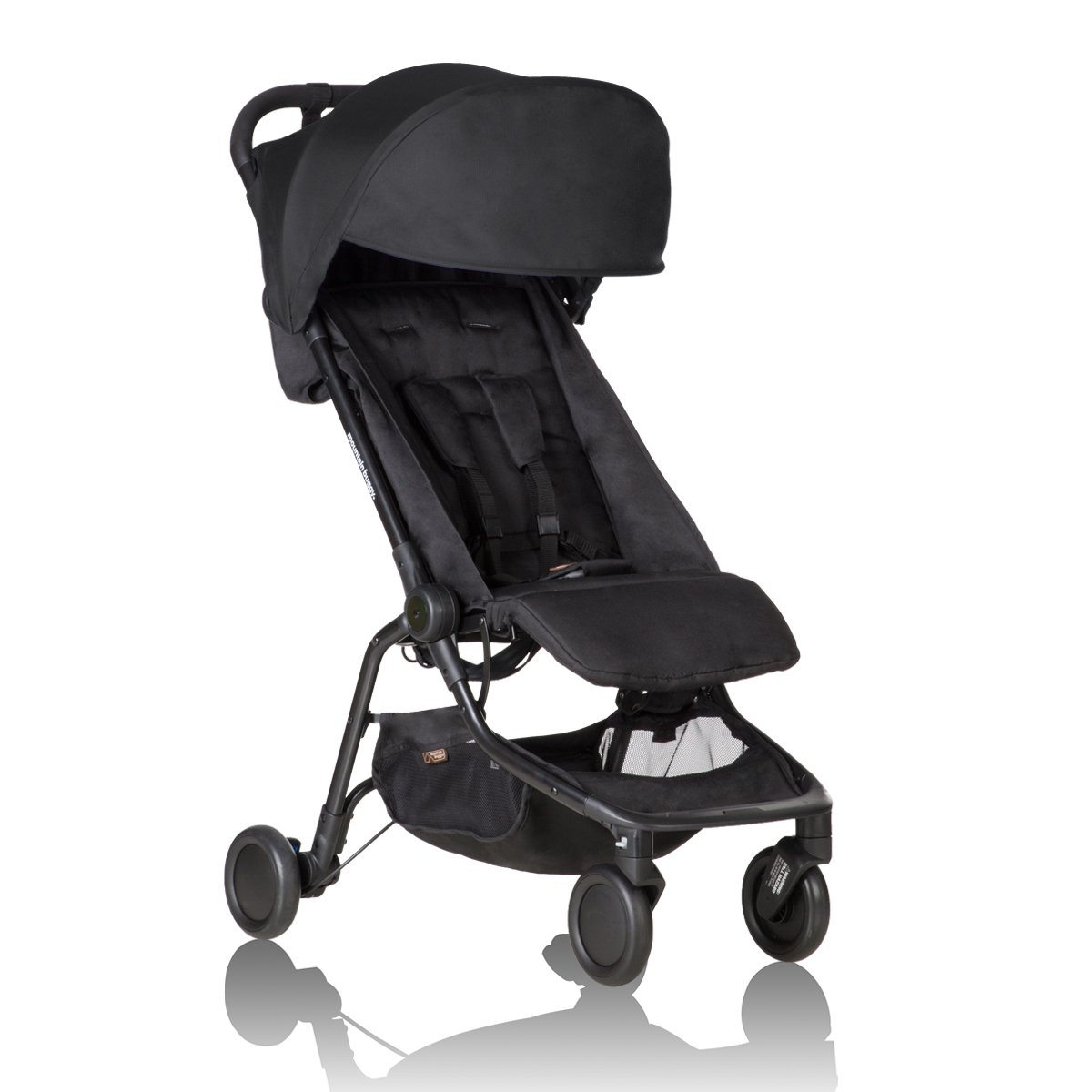 The Mountain Buggy Nano Stroller travel product recommended by Will Hatton on Lifney.