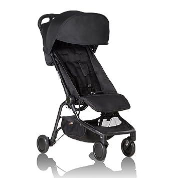 Mountain Buggy Nano Stroller Black