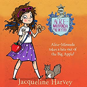 Alice-Miranda in New York Audiobook