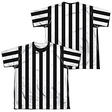 bb12f74f0 Image Unavailable. Image not available for. Color: Referee Shirt Youth Or Boy's  Sublimated T Shirt