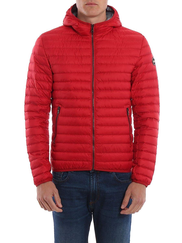 COLMAR ORIGINALS Mens 1277R1MQ193 Red Polyamide Down Jacket