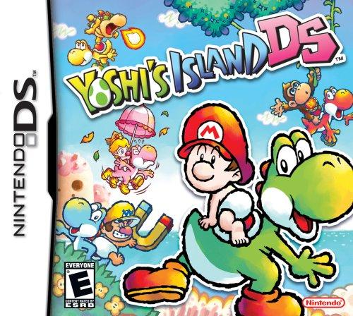 Yoshi's Island DS (Overhead Coin Set)
