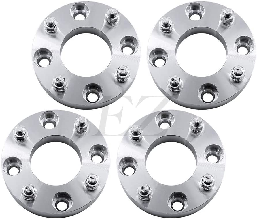Thickness 1.75 inch EZAccessory 2 Wheel Adapter 4x130 to 5x4.5 4x130 to 5x114.3
