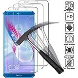 ANEWSIR 3 Pack Huawei honor 9 lite Pellicola protettiva vetro Temperato Screen Protector per Huawei honor 9 lite [Durezza 9H] [0,25mm 2.5D HD] [Anti-bolla]