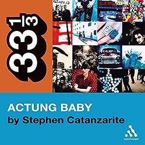 U2's Achtung Baby Audiobook