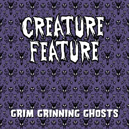 - Grim Grinning Ghosts (Haunted Mansion Theme)