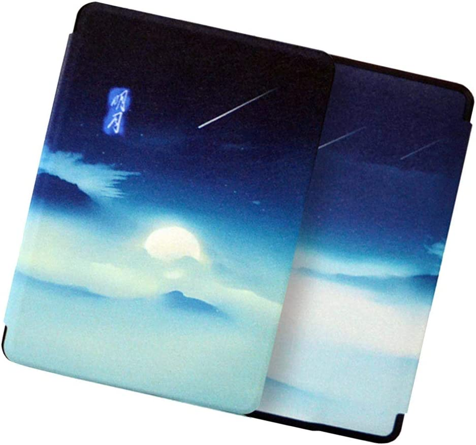 P Prettyia Estuche de Pintura con 2 Paquetes para Kindle Paperwhite 4ta Generaci/ón Loto