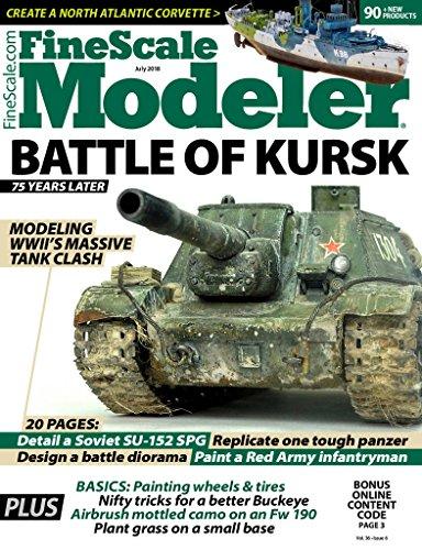Magazines : FineScale Modeler