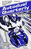 img - for AUTODUEL QUARTERLY VOLUME 6, NO. 2 book / textbook / text book