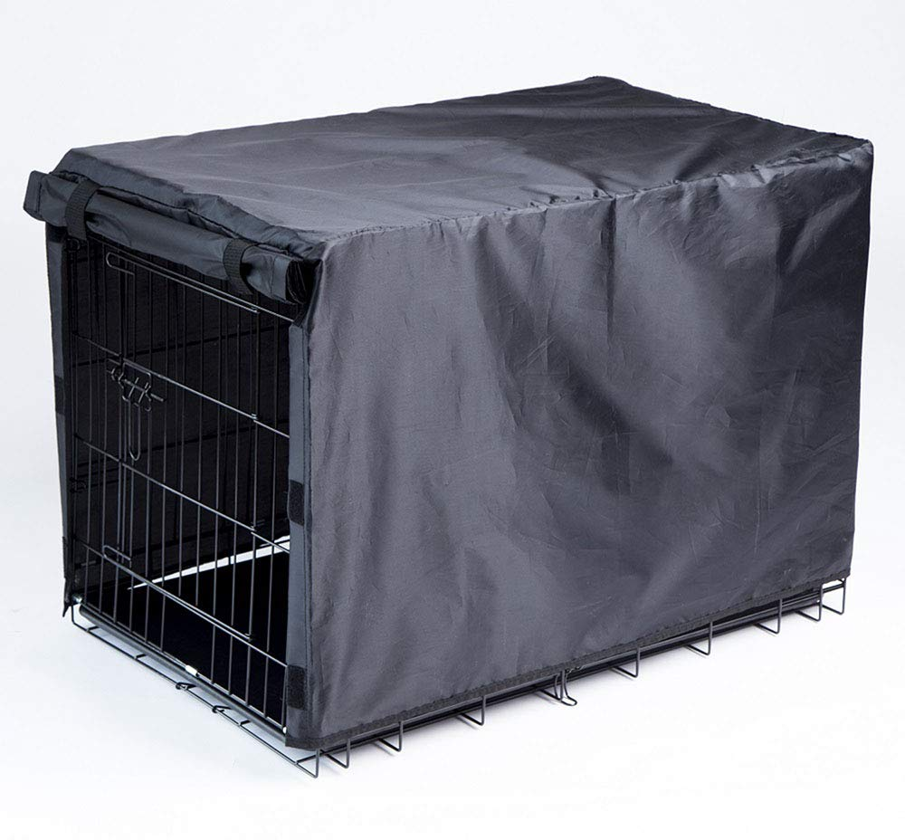 BH Dog Crate Cover for Large Dogs-Crate Cover for Wire Crates (42-inch)
