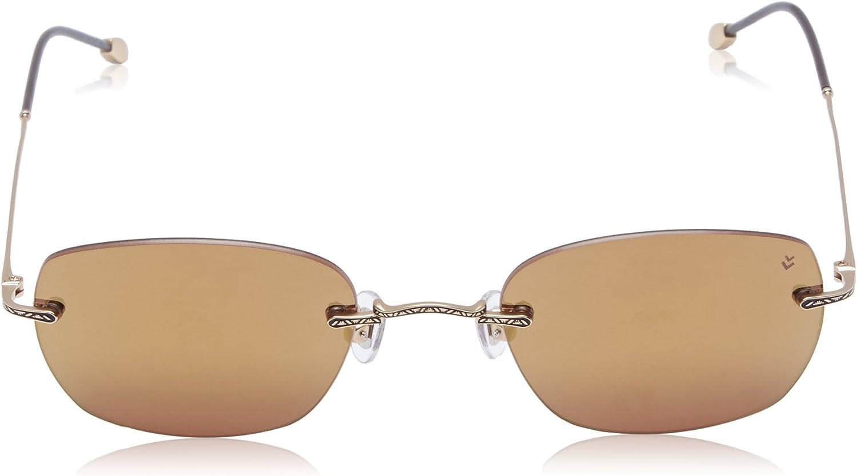 JOHN VARVATOS V750 Lunettes de soleil Tortue avec Brown Lens Hommes 100/% Authentique
