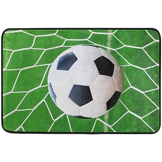 Eileen Powell Deporte Balón de fútbol Área Alfombra Felpudo ...