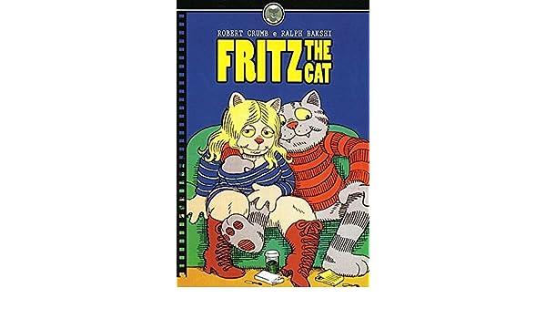 Amazon.com: Fritz the Cat, El Gato Fritz, El Gato Caliente, Fritz Le Chat, Fritz, O Ponirogatos, Fritz Il Gatto, Fritz El Gato, Katten Fritz / Region Free ...
