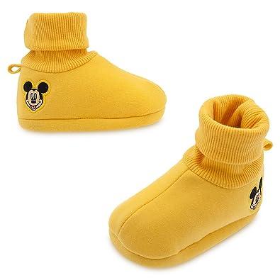 Amazon.com: Tienda de Disney Mickey Mouse Amarillo Baby bebé ...