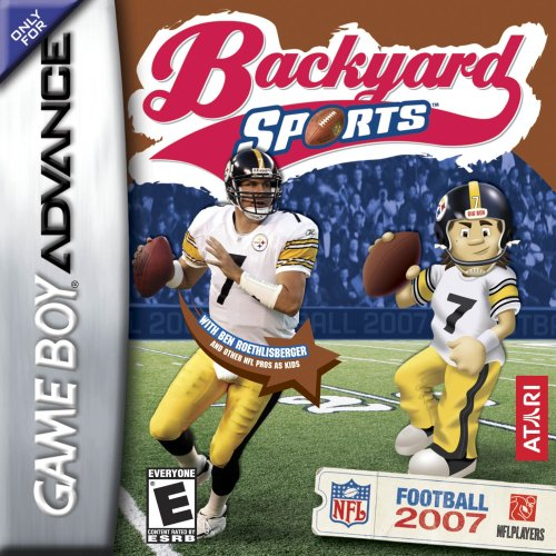 Michael Harrison Football - Backyard Sports: Football 2007