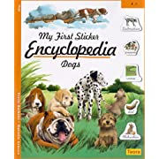 My First Sticker Encyclopedia - Dogs