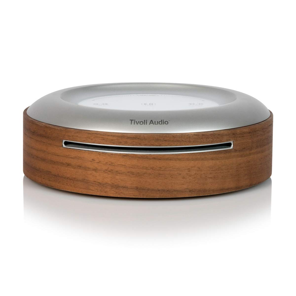 Tivoli Audio Wireless Home Model CD Player Walnut (ARTCD-1785-NA) by Tivoli Audio
