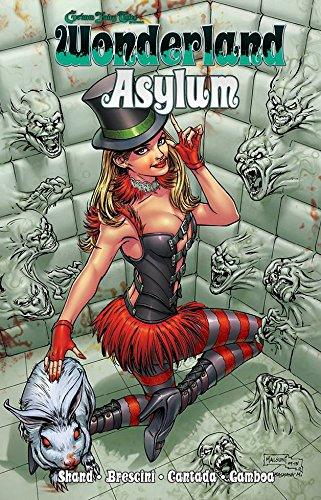 Download Wonderland: Asylum (Grimm Fairy Tales Presents) pdf epub