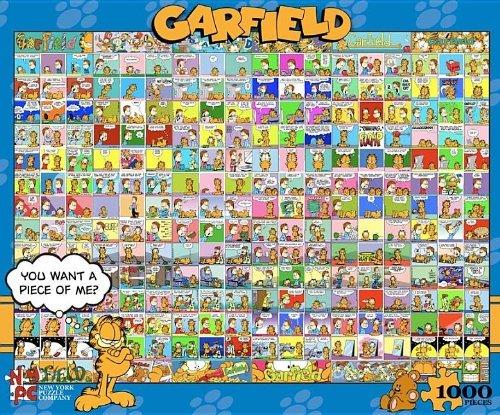 Garfield Comic Strips 1000-Piece Puzzle