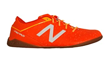 9a05b1f1e91f0 New Balance Visaro Control Indoor Soccer Cleats - Lava/Impulse/White (US  SIZE