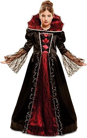 VIVING - Disfraz Princesa vampira3-4 años: Amazon.es: Juguetes y ...