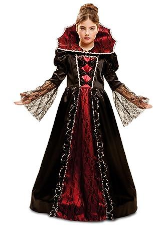 VIVING - Disfraz princesa vampira7-9 años: Amazon.es: Juguetes y ...