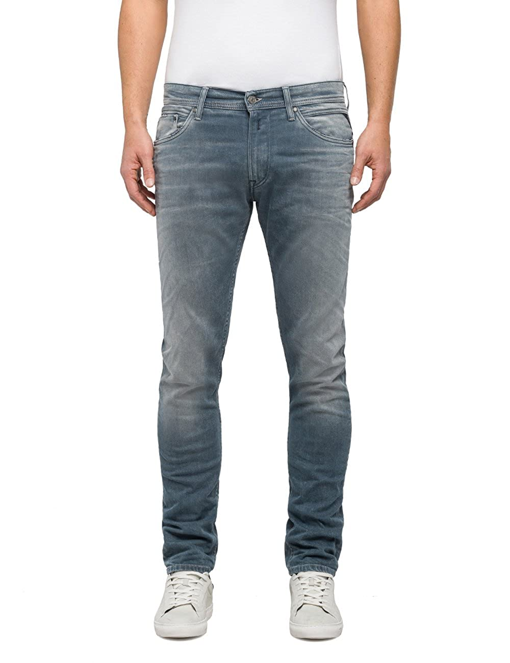 REPLAY Jondrill - Jeans Ajustados Hombre