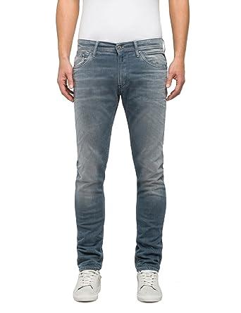 9f7929693a9d0 Replay Men s Jondrill Skinny Jeans, (Light Blue Denim 9), W29 L32