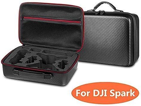 Opinión sobre Crazepony-UK Bolso for dji Spark Waterproof Hardshell Portable Handbag Storage Bag for dji Spark Accesorios Protect Hard Case Shock Absorptio by