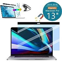 Webcam Cover Slider KONEE Magn/ético Filtro de Privacidad Compatible con MacBook Pro 15 Pantalla de Privacidad Filtro eliminaci/ón f/ácil Filter Film para MacBook Pro 15 2016-2019