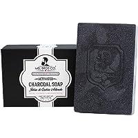MEL BROS CO. - Activated Charcoal Soap - Jabón de Carbón Activado (170 gr / 6 oz.) Desintoxica, limpia y exfolia la Piel…